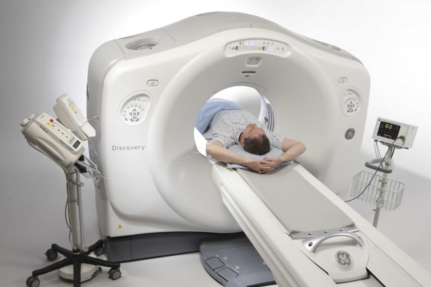 Photo of CT-Computed Tomography