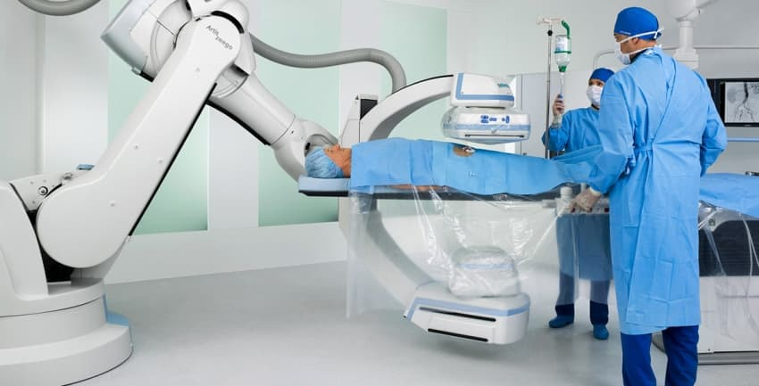 Photo of Interventional Radiology