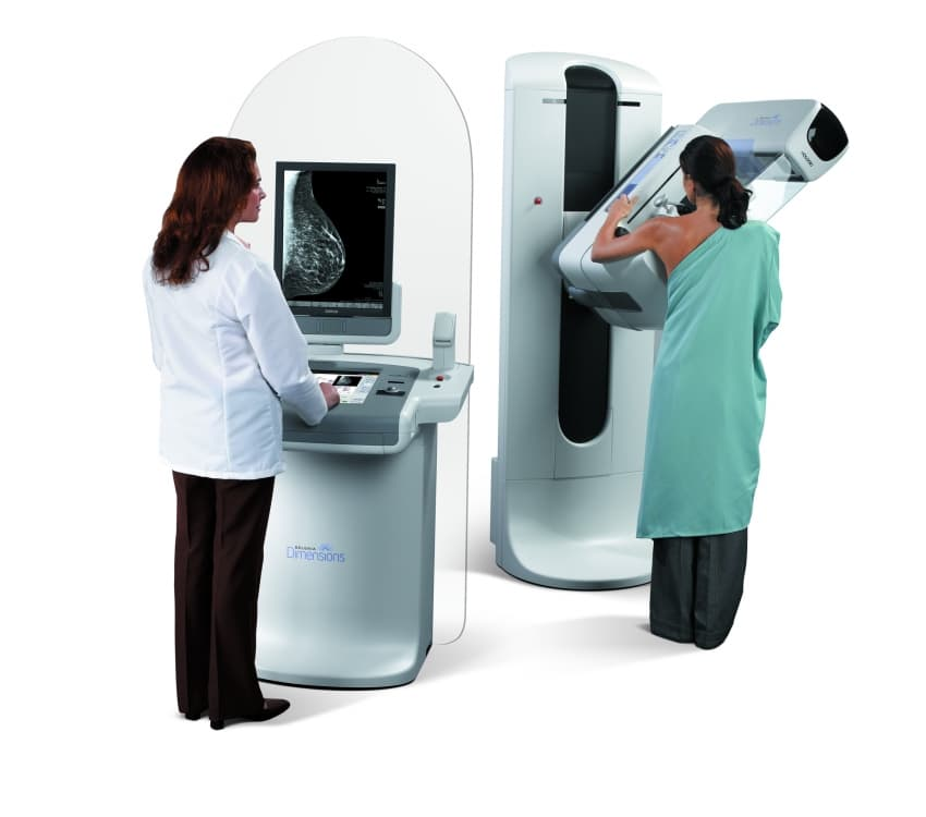 Photo of Mammography